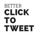 Icono plugin Better Click To Tweet