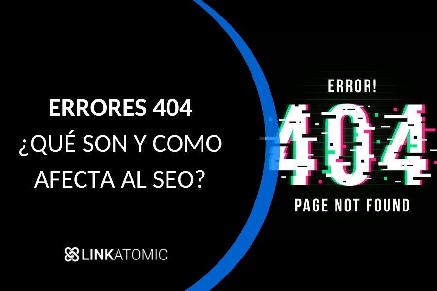 error 404 seo