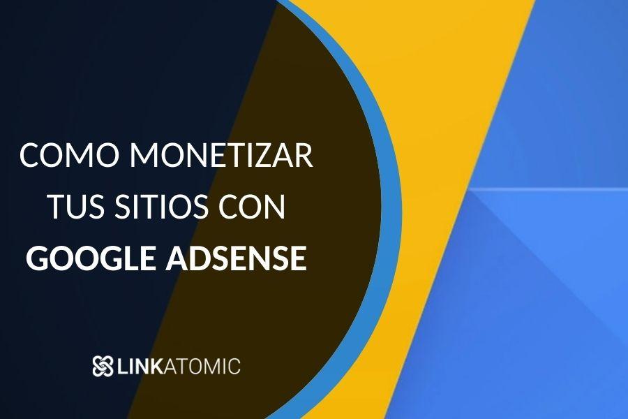 ganar dinero con publicidad de Google Adsense