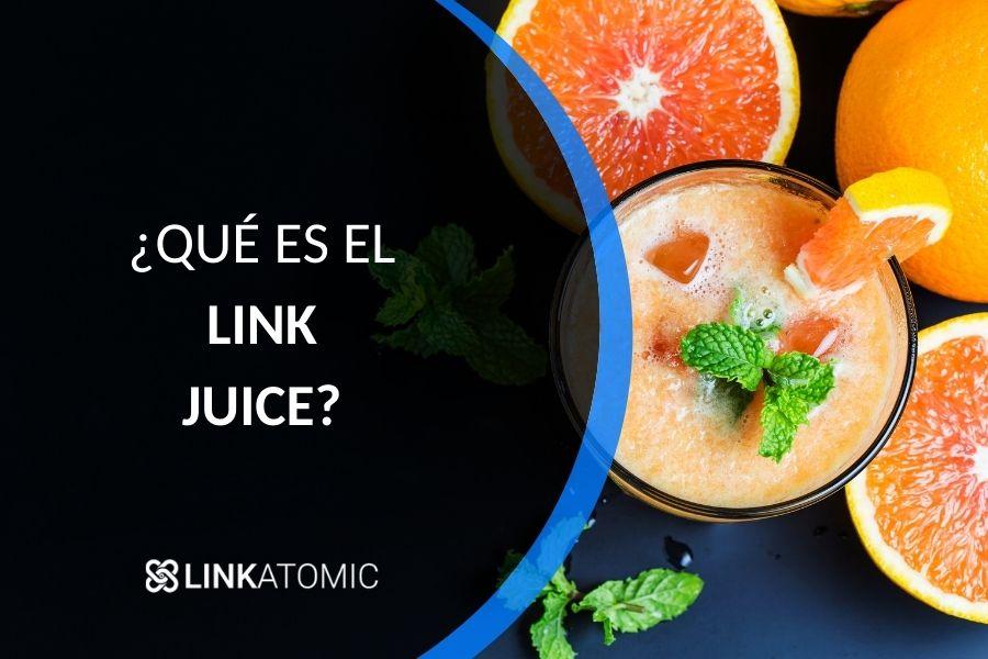 link juice que es