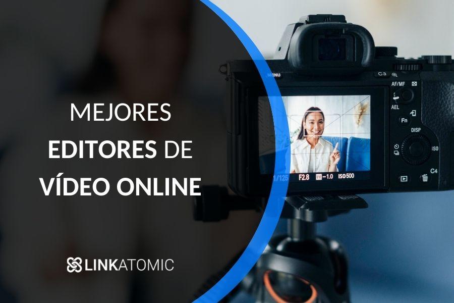 Mejores editores de vídeo online gratis