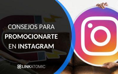cómo promocionar negocio en Instagram