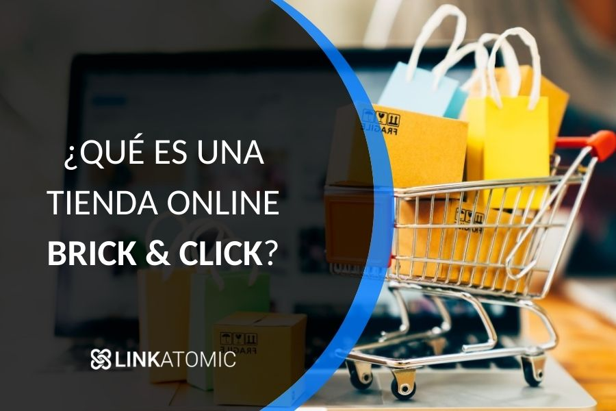 ecommerce brick click